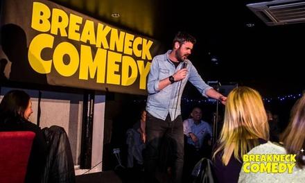 Breakneck Comedy