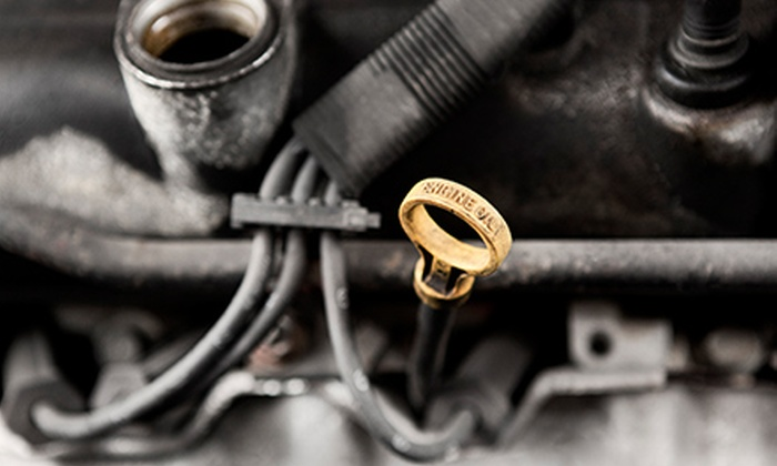 Fletcher's Tire & Auto Service - Multiple Locations: $25 for a Synthetic-Blend Oil Change and Service Package at Fletcher's Tire & Auto Service (Up to $88.95 Value)