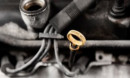 $25 for a Synthetic-Blend Oil Change and Service Package at Fletcher's Tire & Auto Service (Up to $88.95 Value)