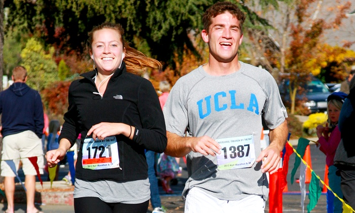 Luv On The Run - Crissy Field: $29 for Luv on the Run 5K Race Entry for One on Saturday, June 14 from Titanium Racing ($50 Value)