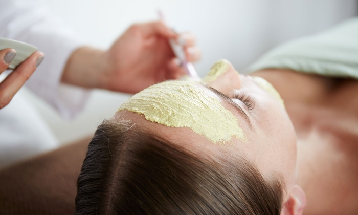Derma Vital - Calgary: Vitamin C Facial or Cleansing Facial with Microdermabrasion at Derma Vital (Up to 68% Off)