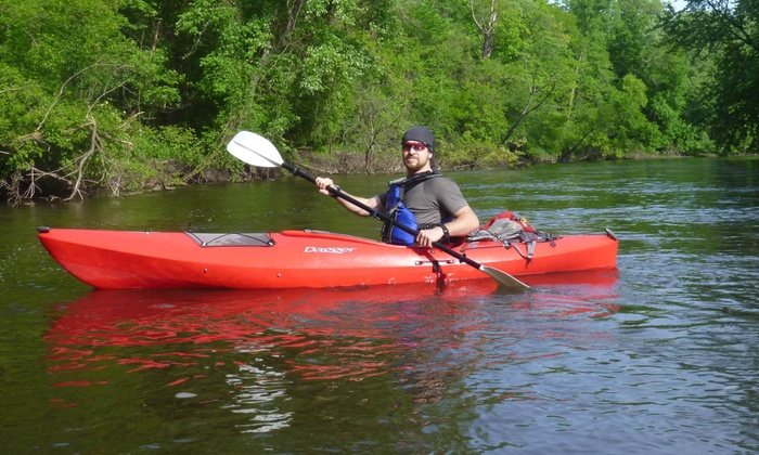 The Gear ReSource Outfitters - Northfield: Spring Fling Kayaking Pass for One, Two, or Four from The Gear ReSource Outfitters (Up to 80% Off)