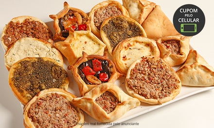 Maxifour – Restaurante Lebanon – Indianópolis:buffet à vontade para 1 ou 2 pessoas