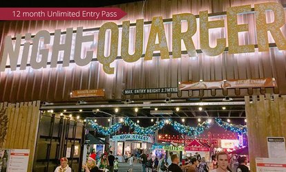 VIP Unlimited Entry Valid Until 29 June 2019 for One ($19), Two ($38) or Four People ($49) at NightQuarter