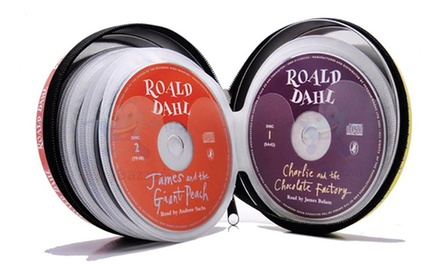Roald Dahl's Audiobook Collection for £29.98 With Free Delivery