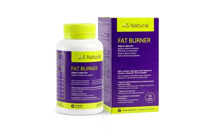 XS Fat Burner for One Month Use, 90 Capsules