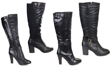 Women's Knee-High Boots