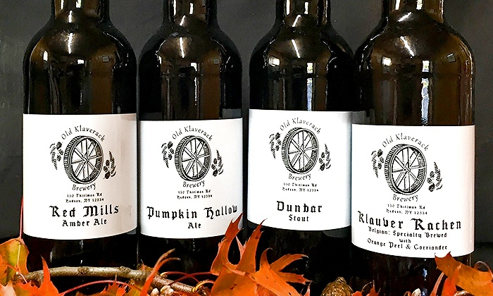 Old Klaverack Brewery - Claverack: Beer Flights and Brewery Tours for Two or Four at Old Klaverack Brewery (Up to 42% Off)