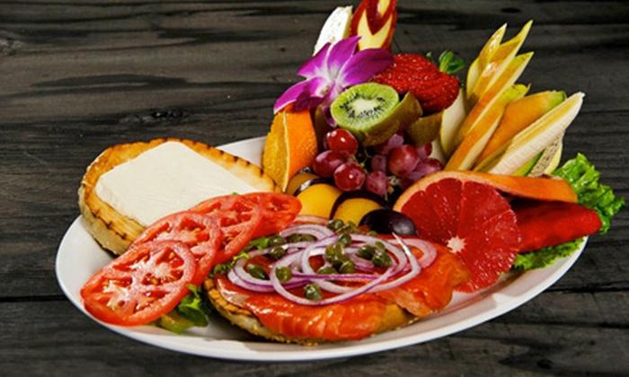 Tutti Frutti Breakfast & Lunch - Edmonton: Breakfast and Lunch at Tutti Frutti Breakfast & Lunch (45% Off). Four Options Available.