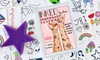 Inked by Dani Tattoo Set with Over 75 Hand-Drawn Temporary Tattoos