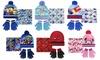Conjunto de invierno para niños