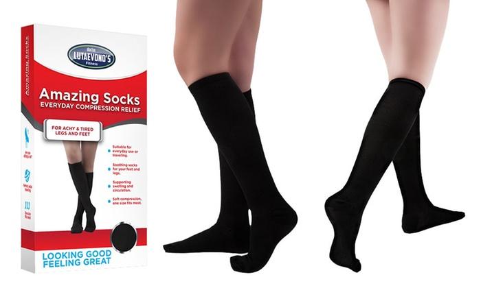 dr lutaevono s amazing socks groupon goods