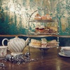 Vintage Afternoon Tea and Prosecco