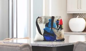 Photo Gifts: Fino a 4 shopping bag personalizzate in tessuto ultraresistente con Photo Gifts (sconto fino a 85%)