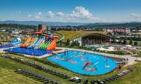 Białka Tatrzańska: bilet wstępu dla 1-2 osób do Strefy zabawy, Relaksu oraz Saunarium i więcej w Termie Bania
