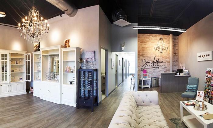 San Antonio Eyeworks Pllc San Antonio Tx Groupon