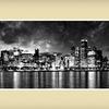 Up to 67% Off Custom Framing or Chicago Skyline Print
