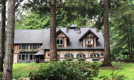 Stay at Bear's Lair Bed and Breakfast in Gig Harbor, WA