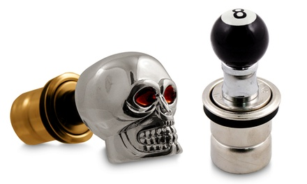 Pilot Automotive 8 Ball or Skull Car Cigarette Lighter