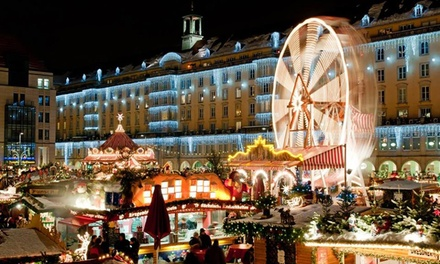 Świąteczne Jarmarki: 1-dniowy wyjazd dla 1 osoby do wybranego miasta europejskiego za 55 zł z biurem Margo Travel