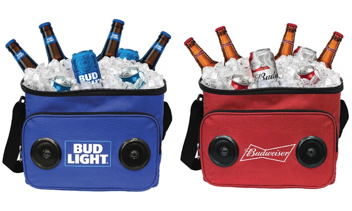 Up To 50% Off on Cooler Bag w/ Bluetooth Speakers | Groupon