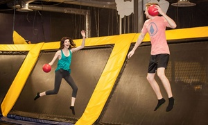 Up to 41% Off Trampoline Passes & Parties at Boing! Fun Center at Boing! Fun Center Tampa, plus 6.0% Cash Back from Ebates.