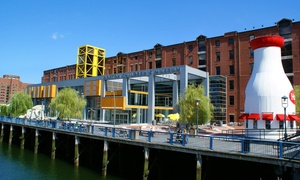 Boston Children's Museum: $125 for a 12-Month Family Membership to Boston Children's Museum ($185 Value)