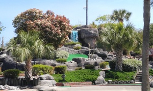 Up to 22% Off One Day of Unlimited Mini-Golf at Gilligan's Island Mini Golf, plus 6.0% Cash Back from Ebates.