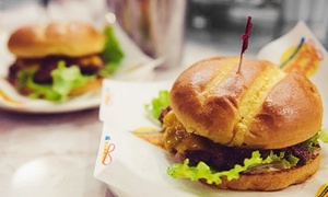 Johnny Rockets - Farmington: $12 for $20 Worth of Burgers and Shakes at Johnny Rockets