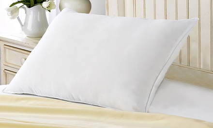 Venetian Collection Down-Alternative Micro Gel King-Size Pillows (1- or 2-Pack)