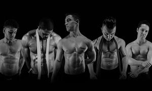 Ne To Lo Men: Ne-To-Lo MEN Experience Tour Male Revue at 8 p.m. on Friday, June 3
