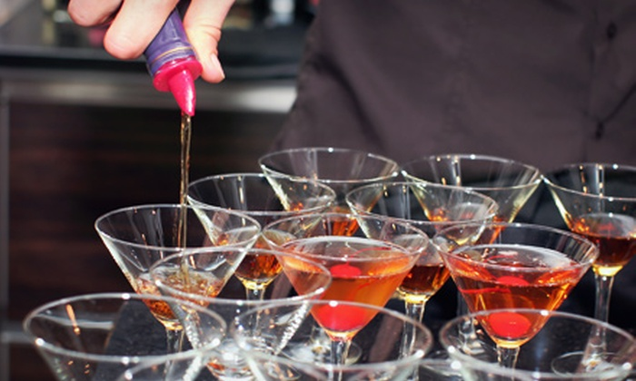 Midwest Bartenders School - Castleton: Mixology Class for One, Two, or Four at Midwest Bartenders School (Up to 57% Off)