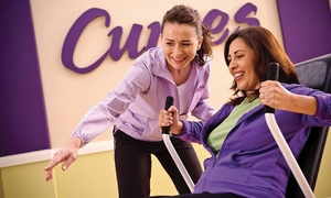Curves : Five or 10 Fitness Classes at Curves (Up to 76% Off)