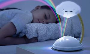 Projeteur LED d'arc-en-ciel
