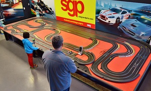 Up to 50% Off at Slot Grand Prix at Slot Grand Prix, plus 9.0% Cash Back from Ebates.