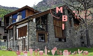 Museo Maison Bruil: Visita alla Maison Bruil, la casa rurale della Valle d'Aosta: ingresso per 2 o 3 persone (sconto fino a 46%)