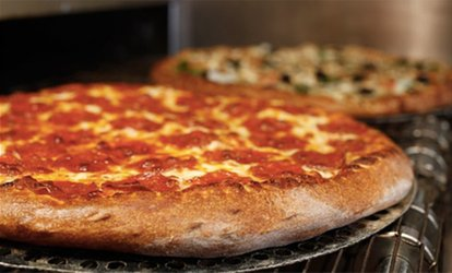 image for Pizza Meals at Chanello's Pizza (Up to 40%  Off). 18 Options Available.