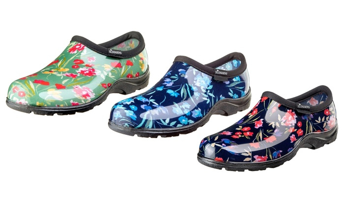 Sloggers Women's Garden Shoes