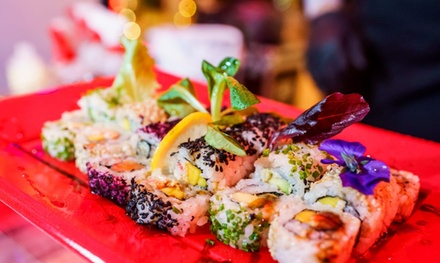 Catering de sushi para 6, 12 o 24 personas con 72, 144 o 288 piezas desde 49 € con Sushiman