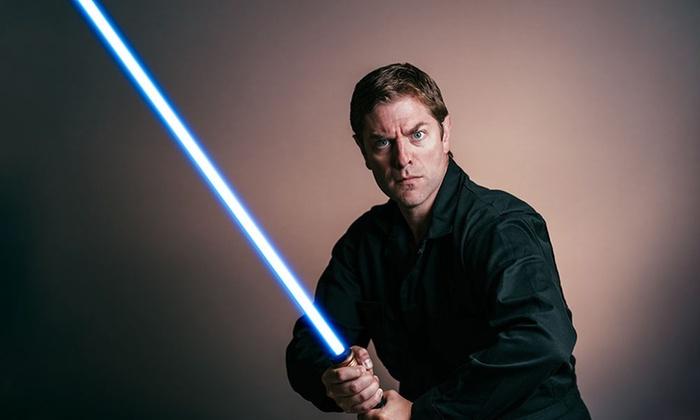 """One Man Star Wars - Bluma Appel Theatre: """"One-Man Star Wars Trilogy"""" on April 28–May 1"""