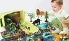Dinosaur and Animal World Toy Set