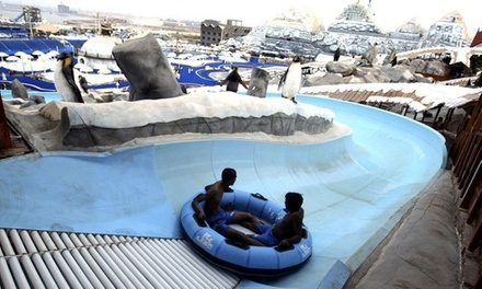 RAK: 1 Night for Two with Breakfast, Iceland Water Park Tickets and Optional Dinner/Lunch at 4* Ras Al Khaimah Hotel