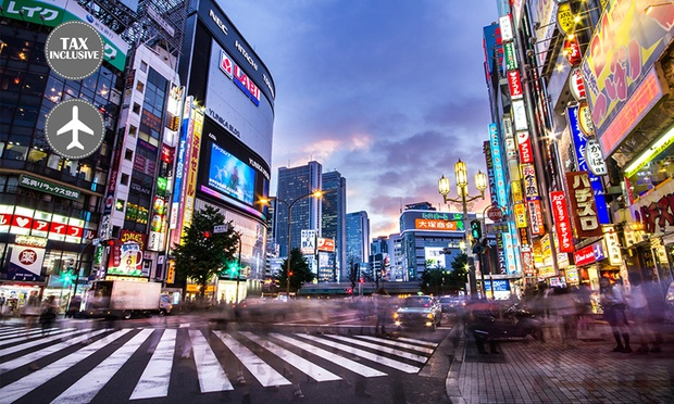 Tokyo: Delta Airlines Flights 0