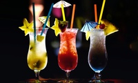 3-Gänge-Liquid-Dinner oder 3 Cocktails nach Wahl für 2 oder 4 Personen bei imoto (bis zu 59% sparen*)