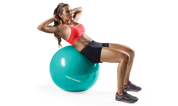 Proform Stayball with Pump