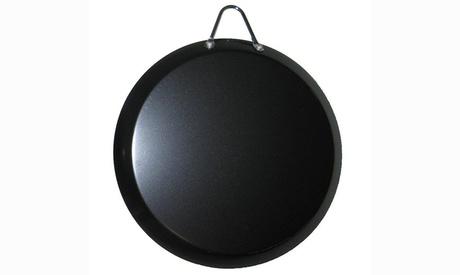 "Carbon Steel 11"" Round Comal"