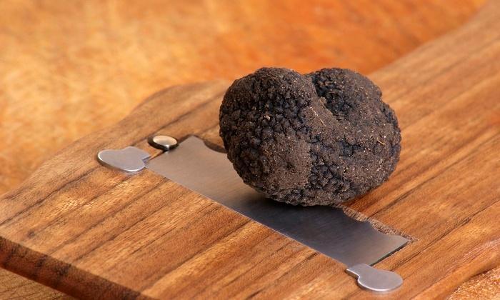 Pizzaria Officina 500 - Leuven: 5-gangen truffelmenu  aan €27,99 bij Officina 500