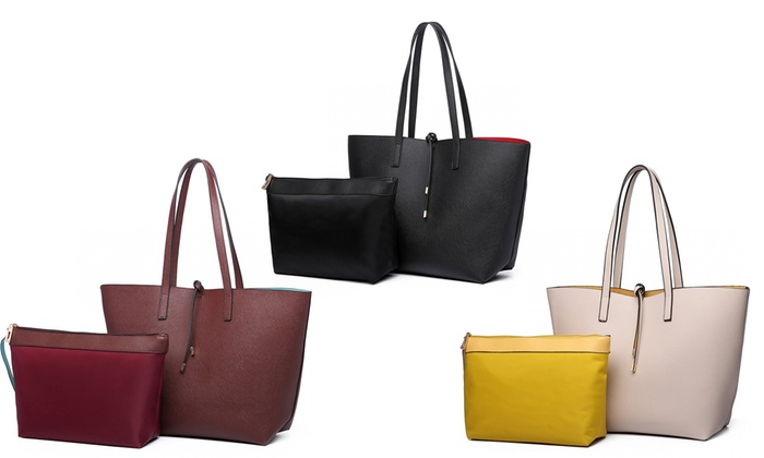 Reversible 2-In-1 Tote Bag from £13.98