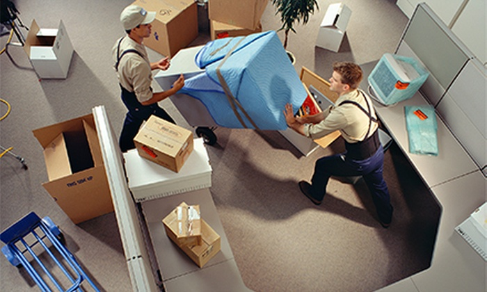Red Shirt Movers - Suitland - Silver Hill: $100 for $200 Worth of Services at Red Shirt Movers