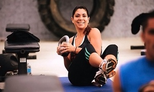 Grinder Gym: 5 or 10 Drop-in Fitness Classes at Grinder Gym (Up to 82% Off)